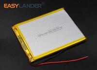 4x82x95mm 3 7V 3800mAh Polymer Li Ion Battery For Bluetooth Notebook Tablet PC IPAQ E Book