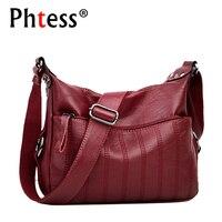 2018 Crossbody Bags For Women Sac A Main Soft Leather Shoulder Bags Female High Quality Handbags