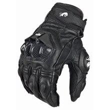 Перчатки для мотоциклистов из натуральной кожи, GP PRO, для езды на мотоцикле, для гонок, велоспорта, Luvas, Moto Guantes, углеродное волокно, для гонок, для кросса, велосипеда