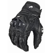 Из Натуральной Кожи Мотоциклетные перчатки GP PRO Езда Motobike Гонки Велоспорт Luvas Moto Guantes углеродного волокна гоночный Крест велосипед