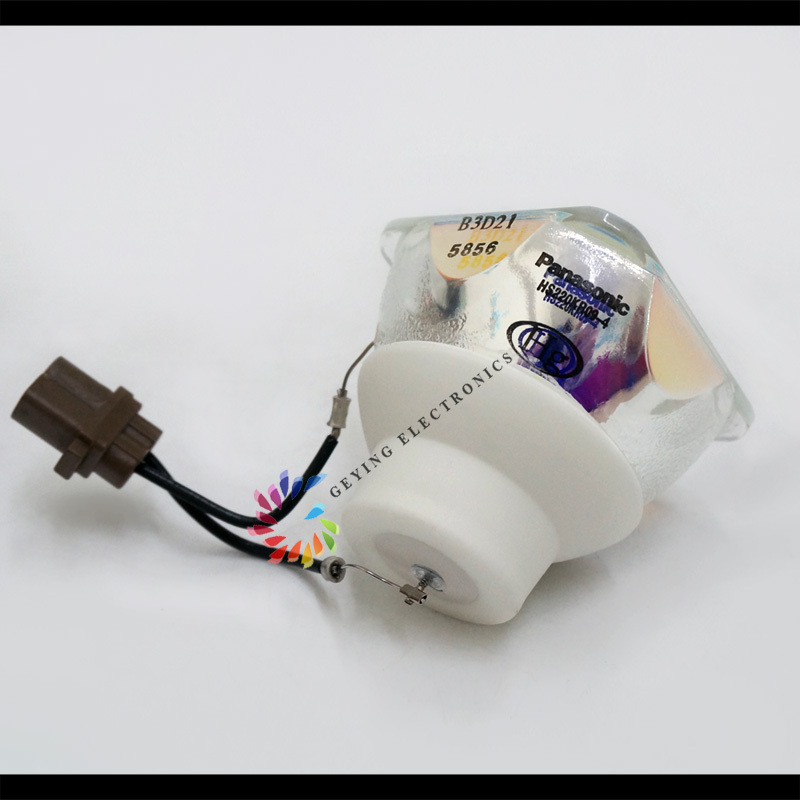 Free Shipping Original Projector Lamp Bulb ET-LAB2 / HS 220W For Pana sonic PT-LB2E / PT-ST10