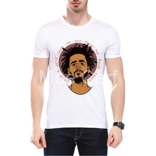 MOE CERF 2017 Fashion J Cole And Kendrick Lamar T Shirt Men Hiphop Music Theme T Shirt tupac 2pac XXXTENTACION L9-J-126
