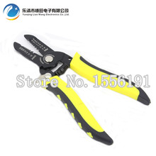 Multi-function Crimping Press Pliers Tools Wire Cutter Excellent Cutting Professional Electricians Reapir Tool