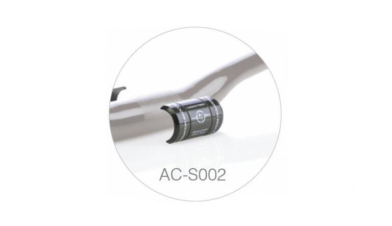Fouriers MTB стволовых Алюминий сплава с ЧПУ Велосипеды стебли горного велосипеда стволовых 0 градусов 40 ~ 70 мм