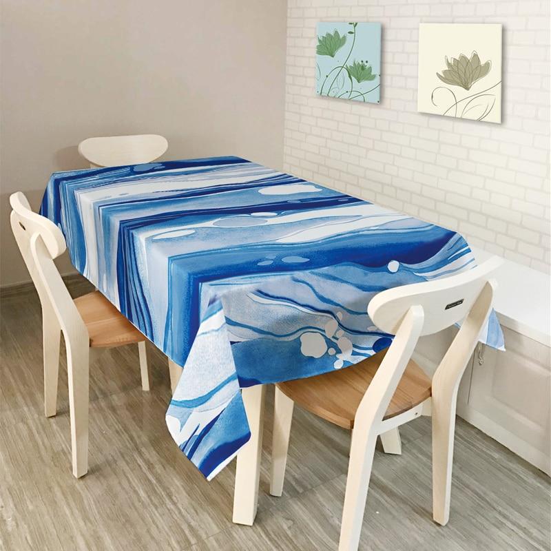 Noul decor de casă Pânză de masă Masă de masă Cafea restaurant - Textile de uz casnic - Fotografie 3