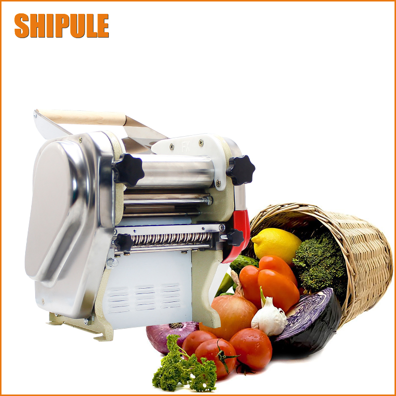 Stainless Steel Pasta Making Machine Deluxe Pasta Machine Noodle Maker Ship By DHL