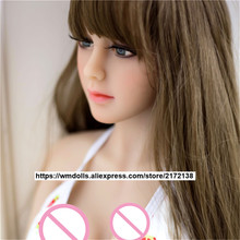 Adult female Sex Dolls with Skeleton Japanese Love Doll Vagina Lifelike Pussy For Men