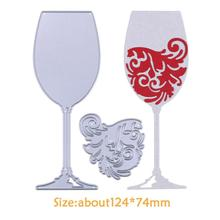 graphic about Free Printable Wine Glass Stencils identify Acquire templates gl and consider absolutely free transport upon