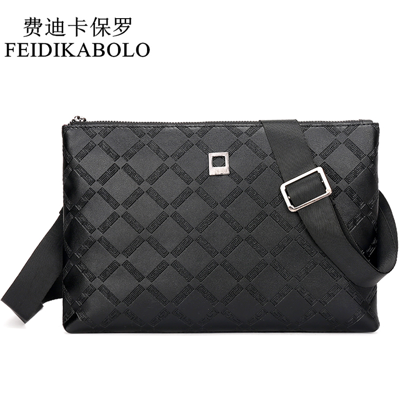 FEIDIKABOLO Men Wallet Men Clutch Monedero Cartera Masculina Hombre Leather Men Handy Bags Purse Dollar Price carteira masculina baellerry small mens wallets vintage dull polish short dollar price male cards purse mini leather men wallet carteira masculina