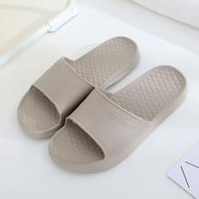 Для мужчин тапочки Повседневные шлепанцы модная обувь высокого качества