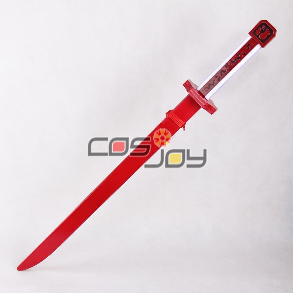 "0104 Akame Sword with Sheath PVC Cosplay Prop Cosjoy 39/"" Akame ga KILL"
