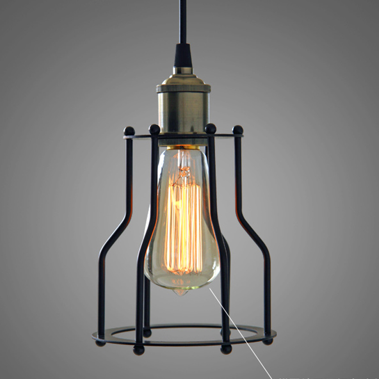Free shipping 5020S  American style Edison vintage industrial ceiling lamp/Edison Pendant lighting