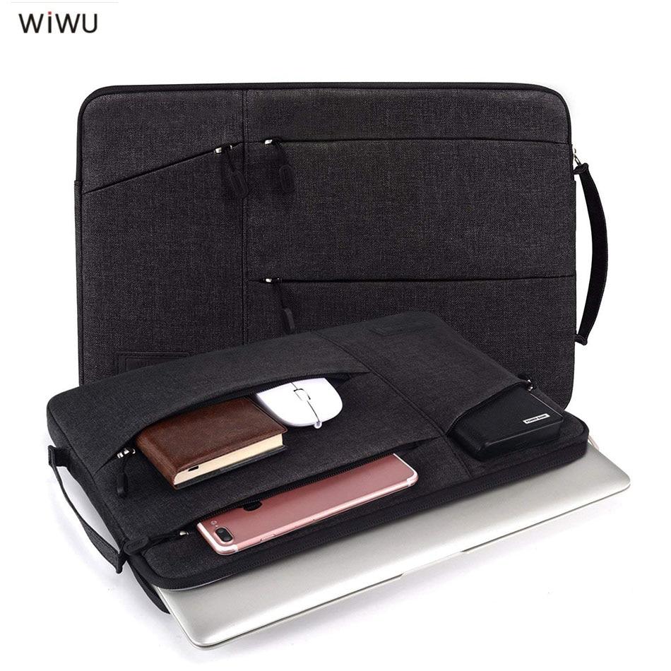 Gearmax Laptop Bag 11 12 13 14 15 15.6 Laptop Bag Black Gray Case For Macbook Air 13 Case For Macbook Air Pro 13 15 Bags Nylon