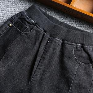 Image 4 - Baby Jungen Denim Jeans Hosen Frühling Herbst kinder Denim Hosen Kinder Schwarz Entwickelt Hosen Solide Kleinkind Leggings 2 8 jahre