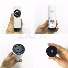 ZILNK IP Camera 180 Degree Panoramic Fisheye Lens HD
