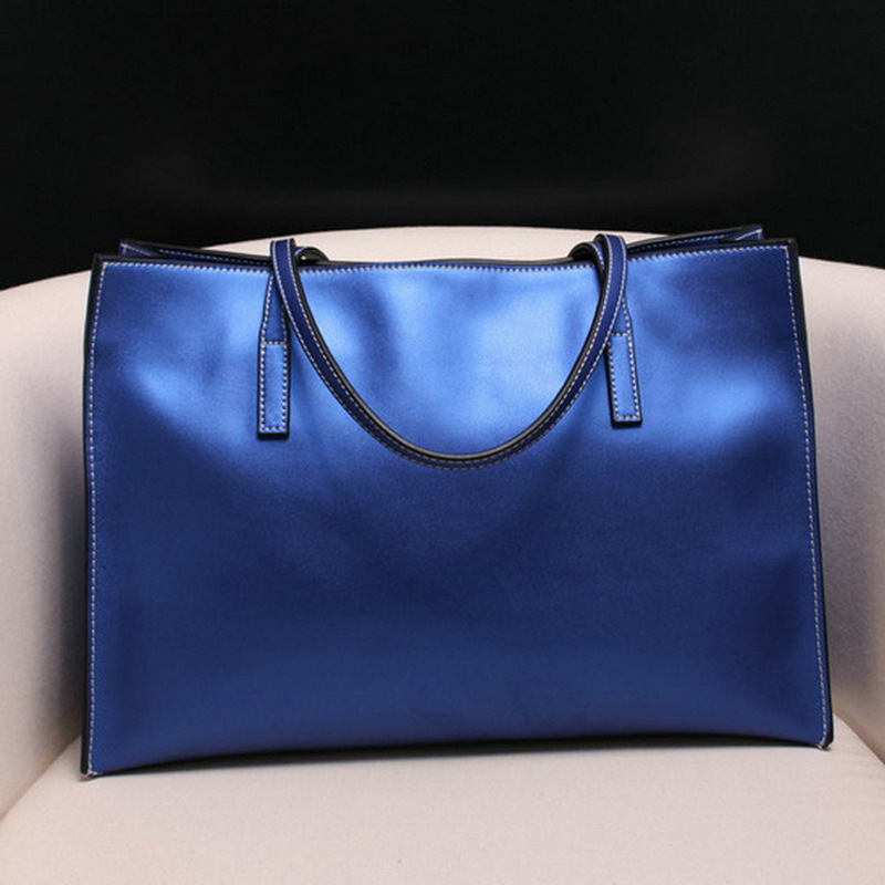 Ladies' genuine leather handbag 2018 luxury handbags women bags designer new fashion leather bags shoulder bag brand handbags ladies genuine leather handbag 2018 luxury handbags women bags designer new leather handbags smile bag shoulder bag