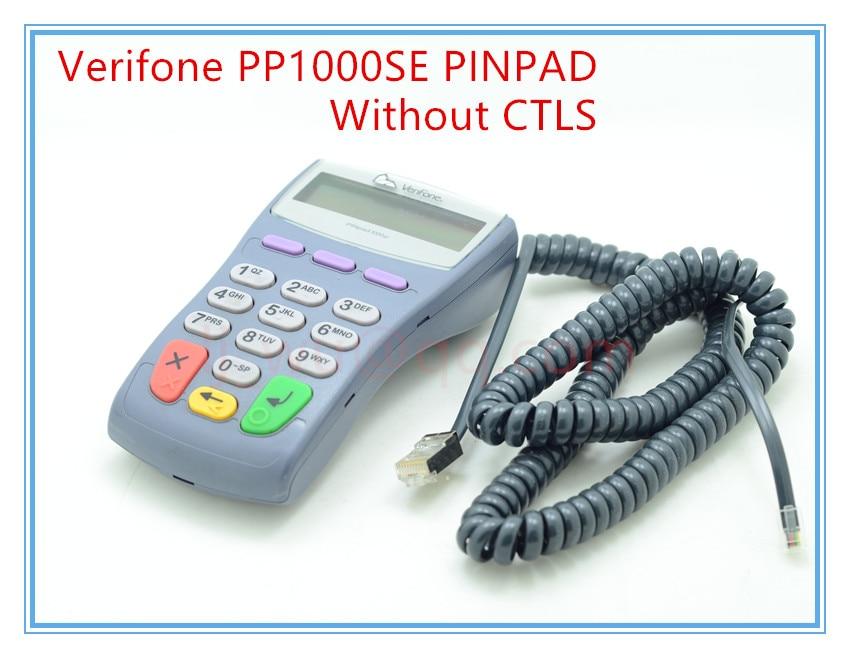 Verifone 95% Նոր PP1000SE PINPAD Vx510 Vx520- ի - Ավտոմեքենաների էլեկտրոնիկա - Լուսանկար 1