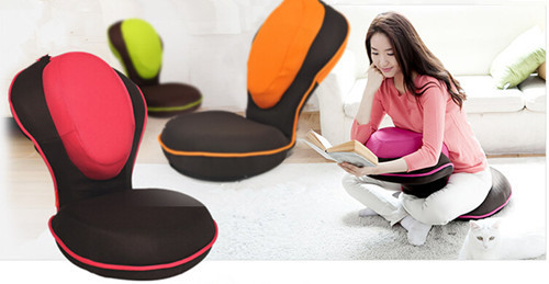Yoga Chair Post For Office Exercise Tatami Floor Seat Zaisu Chair Folding Floor Cushion Stretch Yoga Exercise Chair