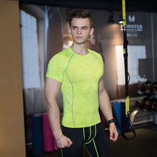 Compression Shirt Men Marvel Superhero Armour Long sleeve Fitness Crossfit 3D T Shirts Male Gym Clothing Bodybuilding Tight Tops