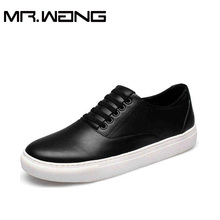 2017 brand new summer men fashion flats casual genuine leather loafers shoes Elastic band Breathable oxfords Driving shoes WB-64