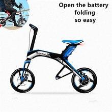 X1 электрический супер большой дальности 48 В литий-ионных батарей велосипедов подвеска автомобиля дисковый тормоз сложить автомобиль вместо ходьба
