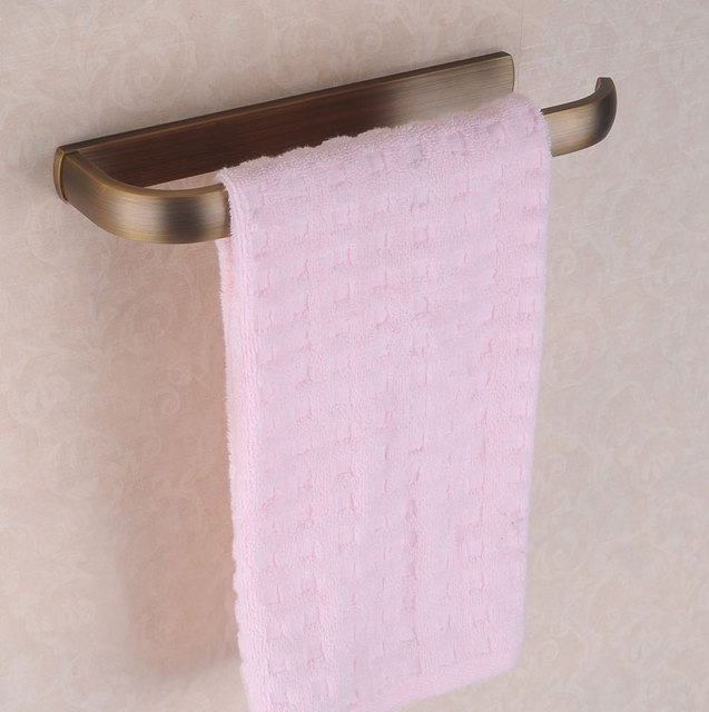 bathroom towel ring antique hanging towel rack fashion towel bar