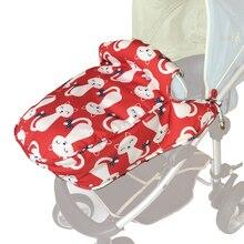 Xe đẩy em bé Phụ Kiện Ấm Footbag 600D vải Chân Phổ bìa Pushchair footmuff Pram xe đẩy em Bé chân muff Wonderkids