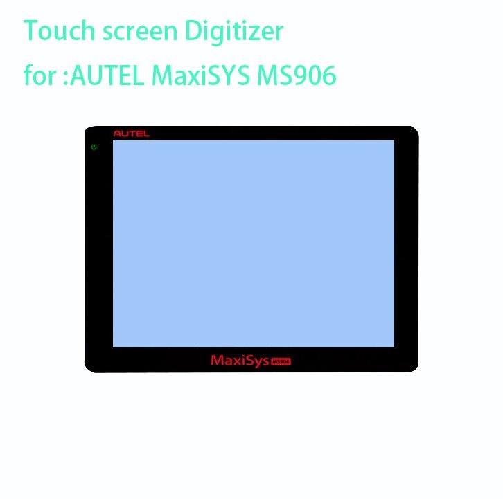 Nuovo pannello touch screen Digitizer Vetro del Sensore sostituzione del sensore per AUTEL MaxiSYS MS906 MS906TS MS908 MS908p TS BT PRO