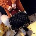 2016 new Fashion mulheres messenger bags lace famosa marca bolsa de couro senhora sacos de ombro embreagens tote diagonal mochila Casuais