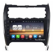 6.0.1 Android Octa Core 2 GB RAM 32 GB ROM volante palyer dvd del coche de navegación gps 2din radio para Toyota Camry 2012-2017