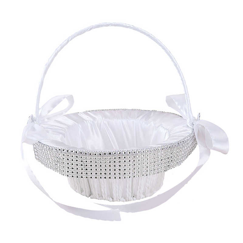 decorative baskets dried flowers small baskets country basket.htm css wedding basket flower girl basket for ceremony wedding  flower girl basket for ceremony wedding