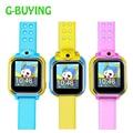 2017 Smart watch Дети Наручные Часы Q730 JM13 3 Г GPRS GPS Локатора Tracker Smartwatch Детские Часы С Камерой Для IOS Android PK Q50