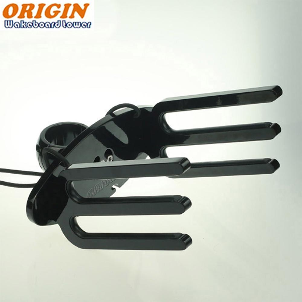 Origin OWT WWIB oval wakeboard rack Black powder coated