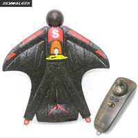 Idee Skywalker Rc Gevleugelde Vliegende Man 2.4Ghz 2CH Rc Vliegtuig Vliegtuig