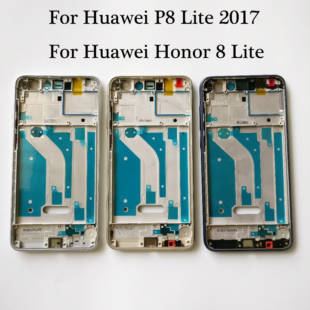 Housing-Chassis-Plate Faceplate-Frame Lcd-Display P8-Lite Huawei Front for Bezel