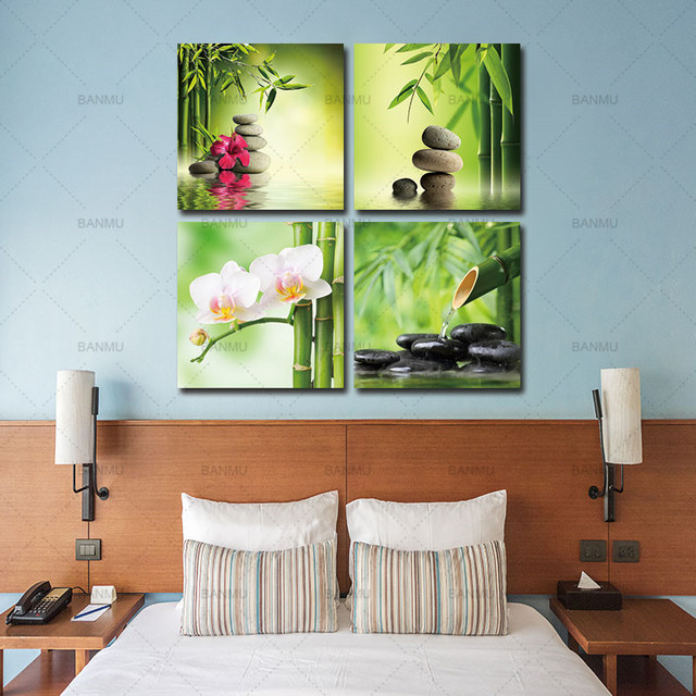 Popular nvas Wall Art Modern Home Decor Canvas Prints Giclee Printing  WN19