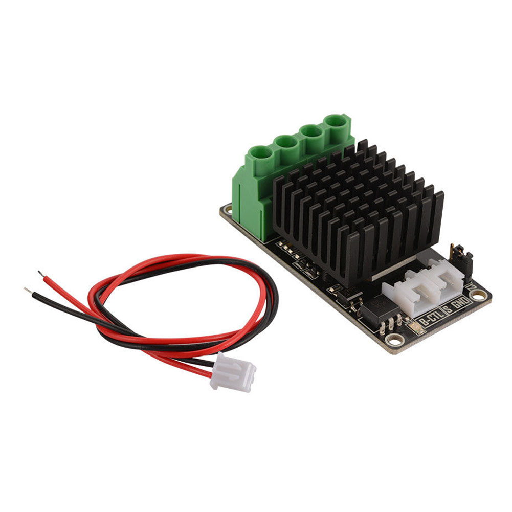 New Hot 3D Printer Accessories Heating Controller 30A Heatbed MKS MOS MOSFET Module Expansion 8