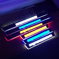 FIT VOOR RANGRE LED scuff plate dorpels entry guards covers voor Ranger T6 T7 XLT 2012-2017 auto styling auto accessoires