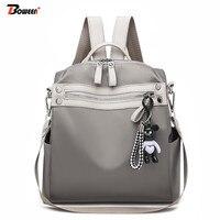 083bbdd72 Oxford Backpack Women Fashion Back Pack Female Small Bagpack Schoolbag For  Teenager Girls Multifunction Back Bag. US $23.40 US $13.34. Oxford Mochila  Moda ...