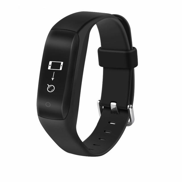 2017 C5 GPS Banda Inteligente Pulsera Bluetooth 4.0 Inteligente de la Frecuencia Cardíaca Moniter Smartband Rastreador de Ejercicios para IOS Android