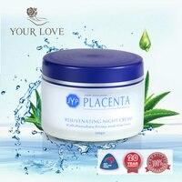 NewZealand JYP Sheep Placenta Rejuvenating Night Cream Face Moisturizing Reduce wrinkles Anti age Skin Cream Smooth Night Cream