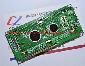Image 2 - Freies Verschiffen 10PCS LCD1602 1602 modul Blauen bildschirm 16x2 Zeichen LCD Display Modul HD44780 Controller blauen schwarzlicht