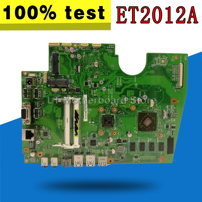 Original All-in-one motherboard For ASUS ET2012A ET2012 mainboard 100% Test ok WorksOriginal All-in-one motherboard For ASUS ET2012A ET2012 mainboard 100% Test ok Works