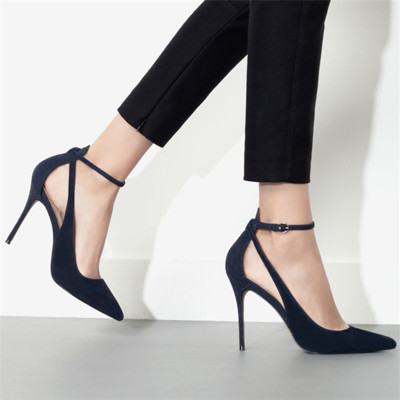 ФОТО Brand Shoes Woman High Heels Pumps Platform High Heels 10CM Women Shoes High Heels Wedding Shoes Pumps Black Shoes Heels
