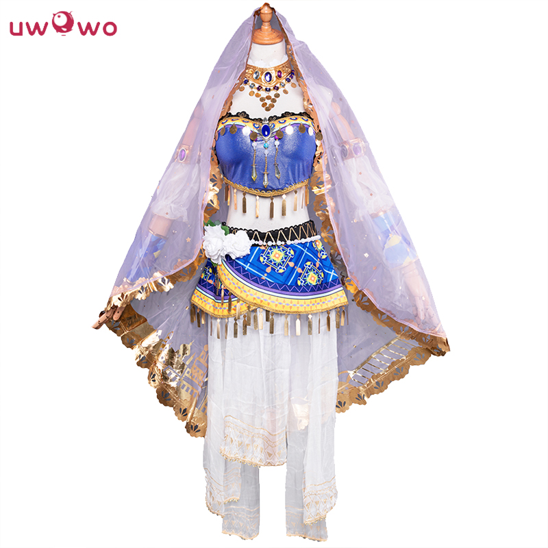 Umi Sonoda Cosplay Love Live! School Idol Project Awakening Arab Dancer Idolized lovelive Love Live Cosplay Umi Sonoda Costume