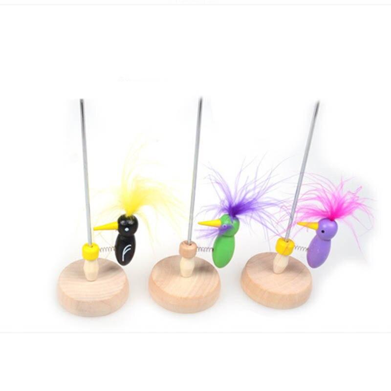 Милые Новые горячие дятел полюс Винтаж Ретро Классические игрушки раздвижные детские образование случайные цвета качество