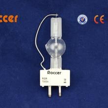 ROCCER MSR700 SA HTI705W/SE XS MSR700W/SA GY9.5 базовый сценический светильник, светильник с подвижной головкой