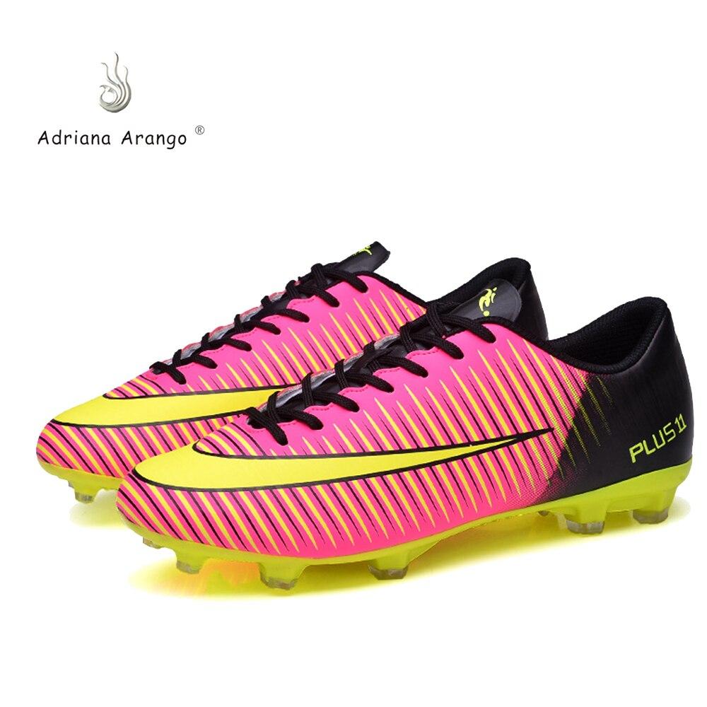 Adriana Bambini scarpe Da Calcio FG Scarpe Da Calcio per I