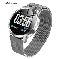 CF18 Smart Watch Hand Ring Motometer Step Heart Rate Blood Pressure Sleep Monitoring Information Reminds Color Screen Gift Watch