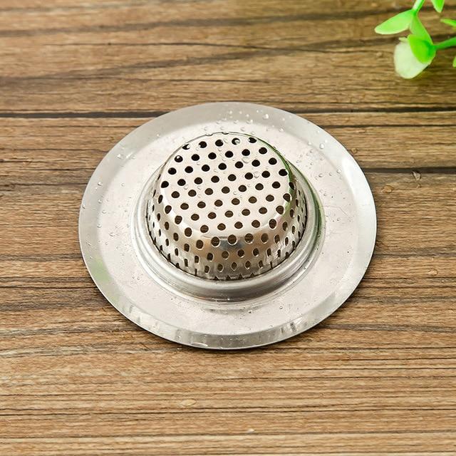 1pcs Stainless Steel Sink Strainer Shower Floor Drain